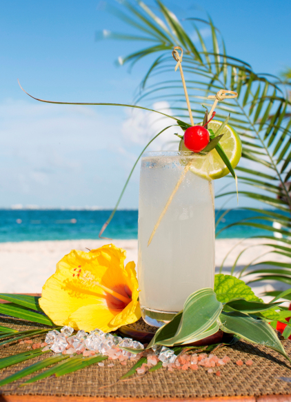 Rum Collins From Excellence Resorts