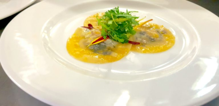 Ravioli With Passion From Riu Palace Mexico